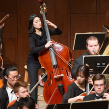 Performance with the CCM Philharmonia