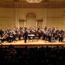 Tennessee Tech Tuba Ensemble performance at Carnegie Hall
