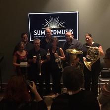 Cincinnati Chamber Orchestra Brass Quintet at MadTree Brewing