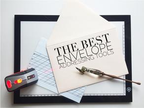 Envelope Addressing Tools