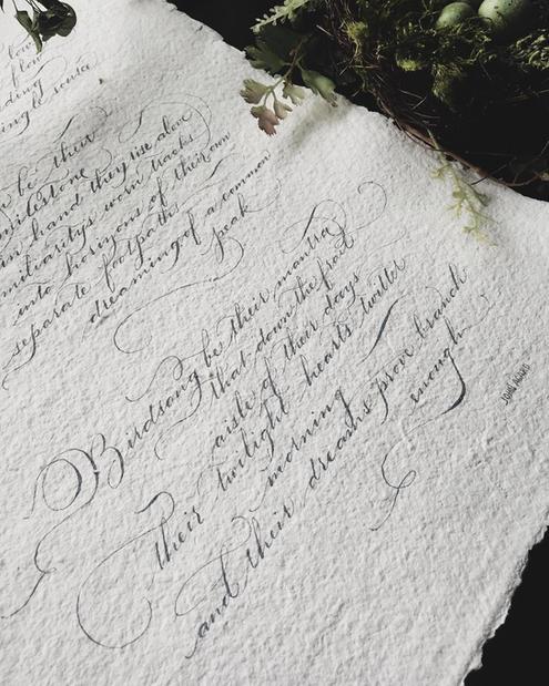 Old Scottish Poem for Vow Renewal in the Highlands