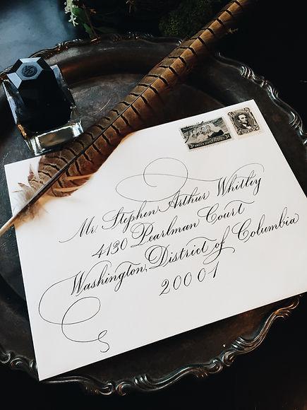 2 Envelope Calligraphy.JPG