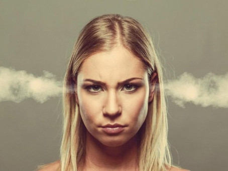Como dominar a sua própria raiva