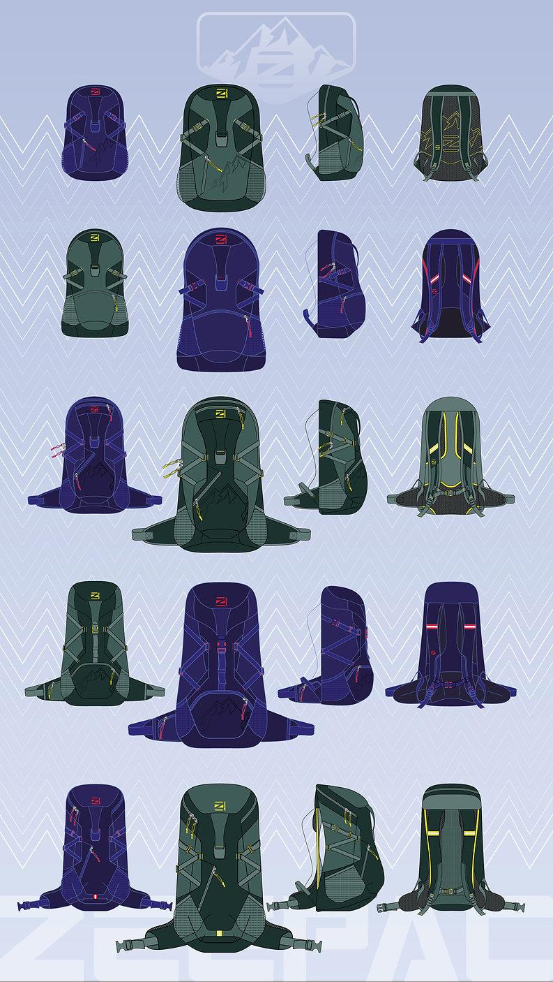 Backpack Project Zeepac