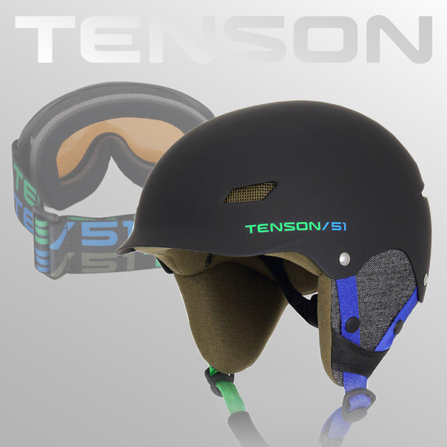 Tenson AW18 Accessories, Helmets and Ski Masks