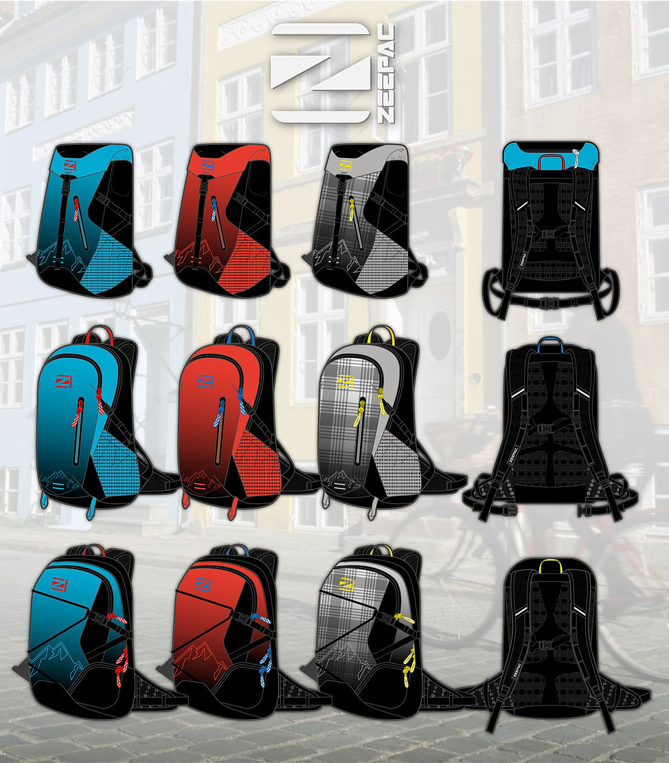 Zeepac outdoor backpacks 6