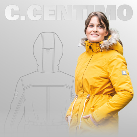 C.Centimo Autumn Winter 2019 Outdoor Lifestyle Apparel Collection