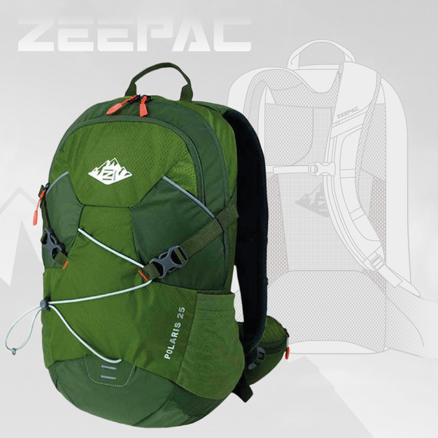 Zeepac Outdoor Backpacks Collection