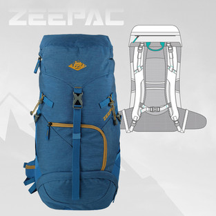 Zeepac Urban Outdoor Backpacks Collection