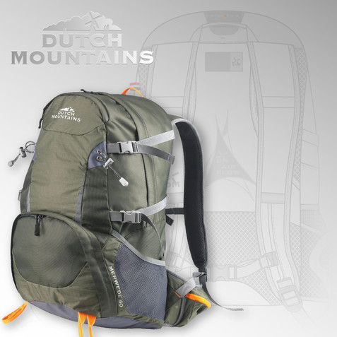Dutch Mountains Outdoor Backpacks