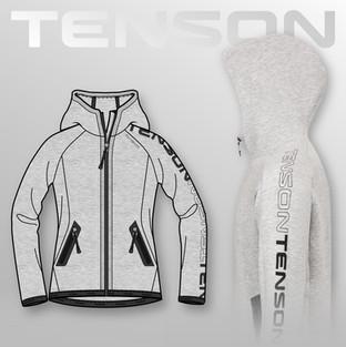 Tenson SS19 outdoor apparel collection Women
