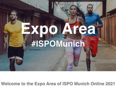 My ISPO online experience