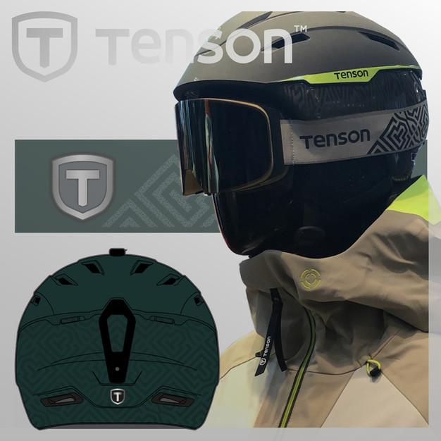 Tenson AW 20 Accessories Ski Helmet and Masks