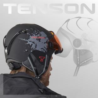 Tenson AW19 Accessories, Helmets and Ski Masks