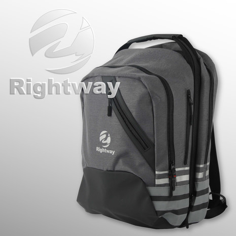 Rightway Cycling Double Back Carrier Backpack