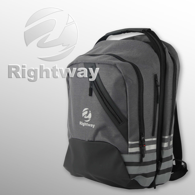 Rightway Bicycle Double Back Carrier Backpack