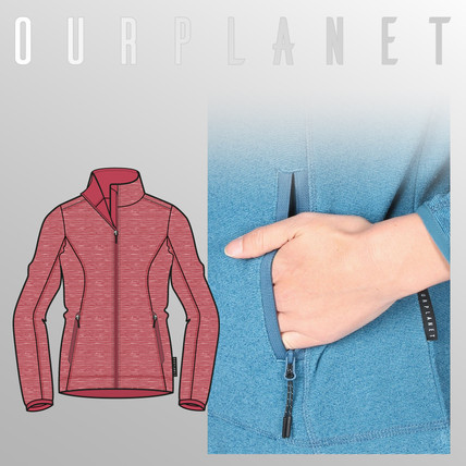 Our Planet Spring Summer 2020 Outdoor Apparel Collection Women