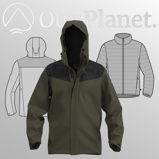 Our Planet Men AW20