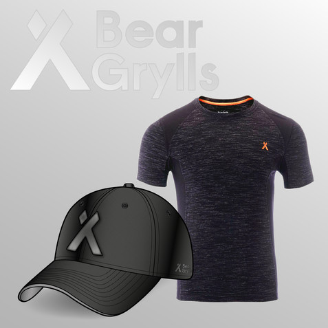Bear Grylls Promotion Merchandise Summer Apparel Collection