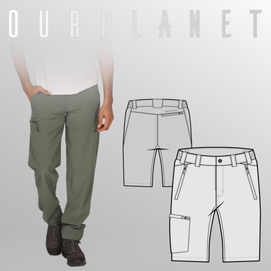 Our Planet Spring Summer 2020 Outdoor Apparel Collection Men