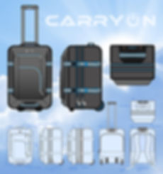 Backpack Trolley Carry-On