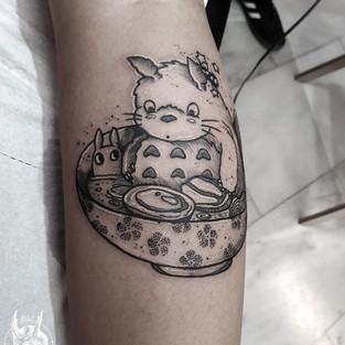Totoro ramen 2
