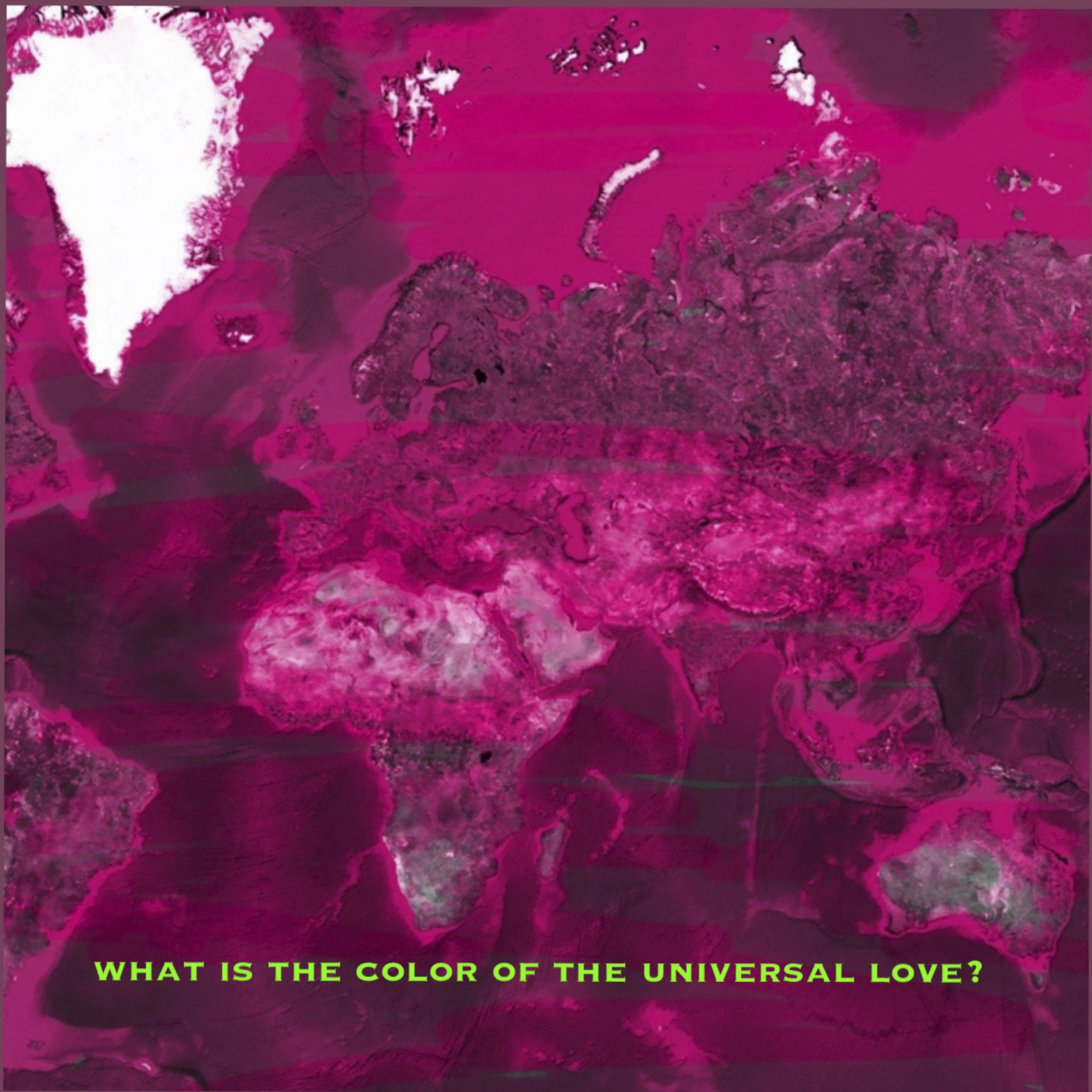 What is the color of universal love