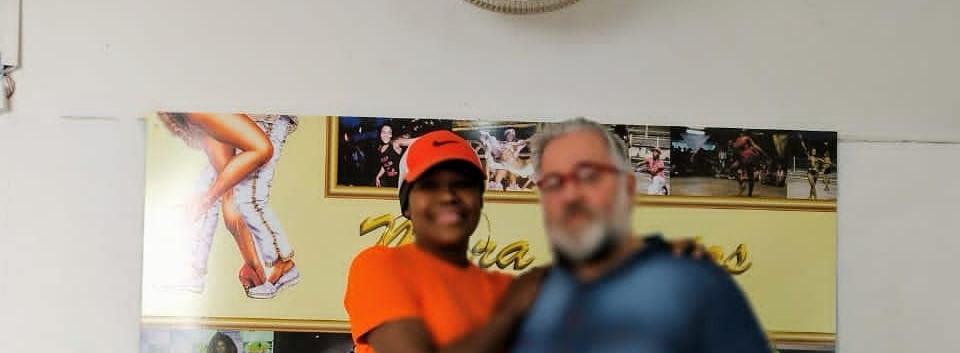 Leão Lobo na Escola Mara Santos