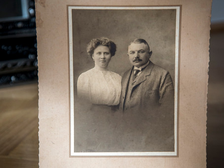 One Portrait, One Studio, One Hundred Years Later: Budapest, Hungary Part I