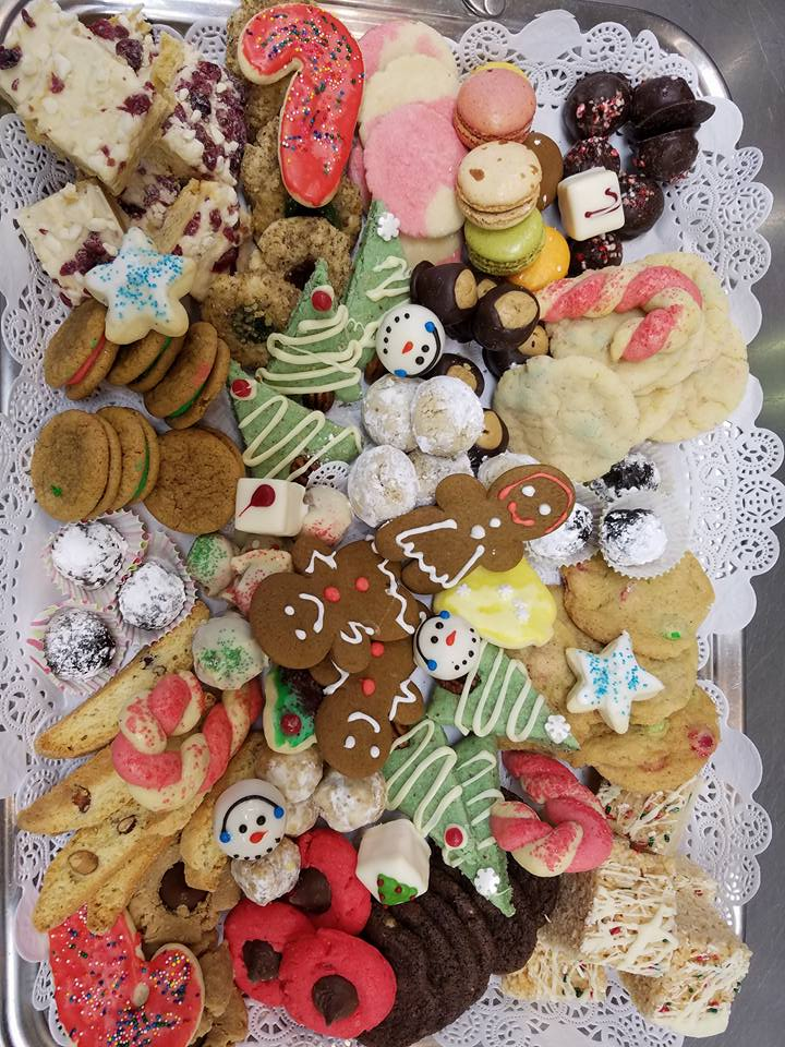 Terentino's Holiday Cookie Platter