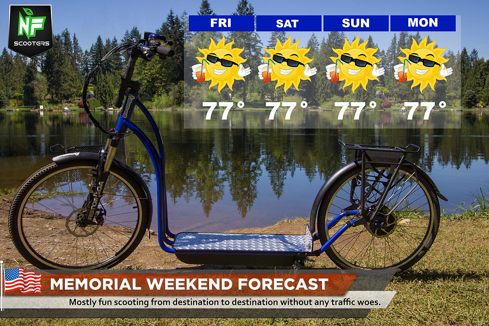 memorial weekend forecast