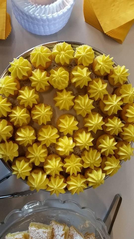 Terentino's Dessert Platter