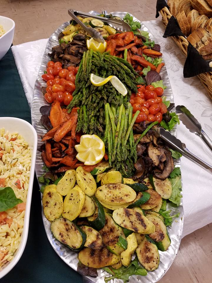 Antipasto Vegetable Platter