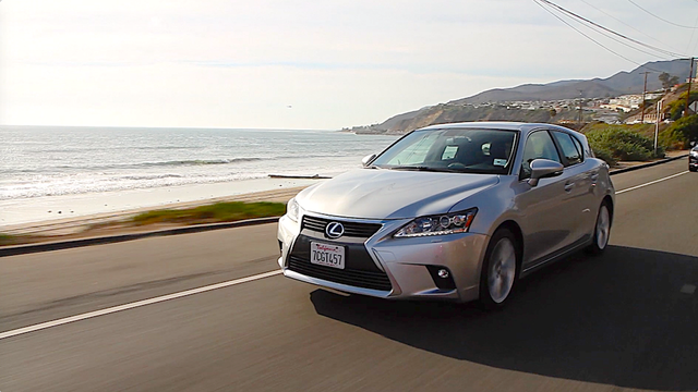 Lexus: Go Further (with Max Silvestri)