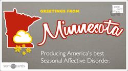 Someecards- Minnesota Postcard