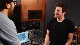 Jake & Amir: Rap Teacher (featuring Hoodie Allen)