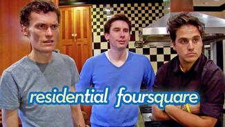 Residential Foursquare