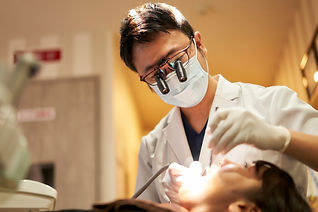 せき歯科医院での歯科治療
