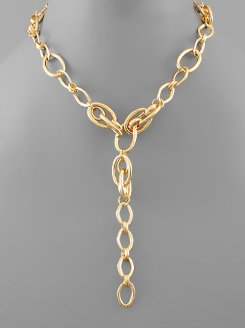 Yvonne Y Chain Necklace