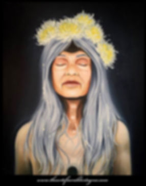 """La Crone"" - De Sarah Bertagna."