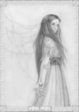 Lyle / Lily, la dame d'Avalon - Encadrée.jpg