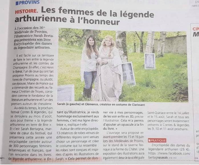 Interview dans la République en Seine et Marne.