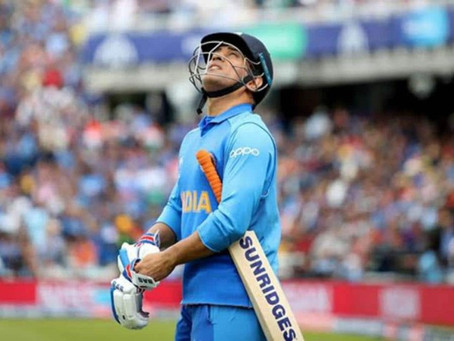 'Thanks a Lot for Your Love': MS Dhoni Announces Retirement from International Cricket