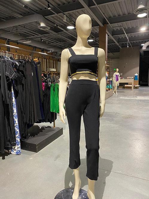 Summer Set, crop top and pants