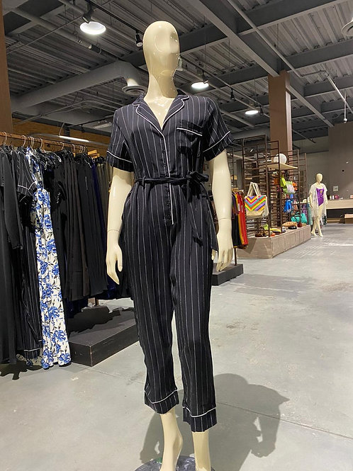 Romper With Stripes