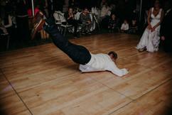 WEDDING WORM DANCE