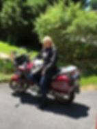 MotorcycleTalks - Kathy Szeliga