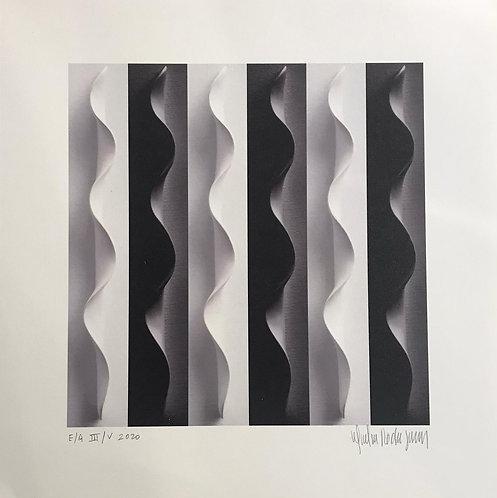 Ondas (black/white)