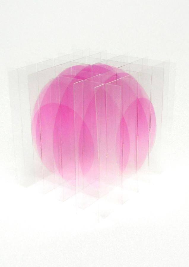 transparency I  Pink