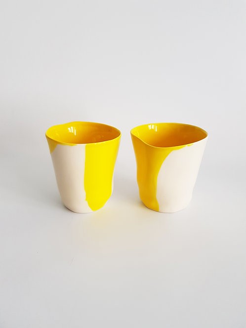 Pottery & Poetry- Cup set SC65/SC66